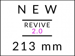 REVIVE 2.0 DOSTALA ZDVIH 213 mm !