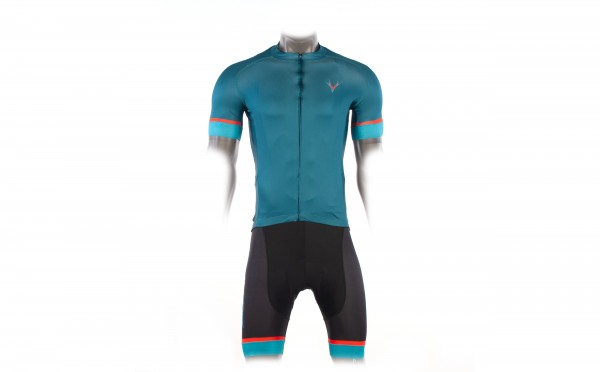 WHYTE ROAD PRO JERSEY PETROL XLarge