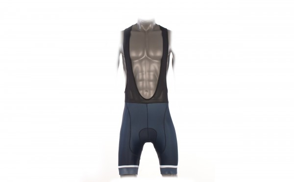 WHYTE ROAD PRO BIB-SHORTS MIDNIGHT Medium