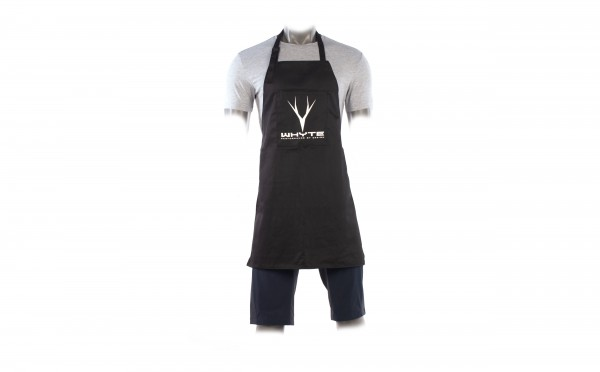 WHYTE APRON