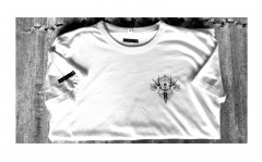 WHYTE T-SHIRT WHITE