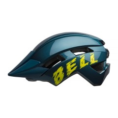 BELL Sidetrack II Child Blue/Hi-Viz