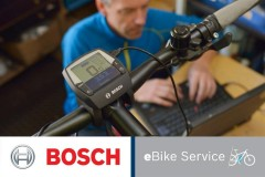 SERVIS pohonu e-bike BOSCH - DIAGNOSTIKA